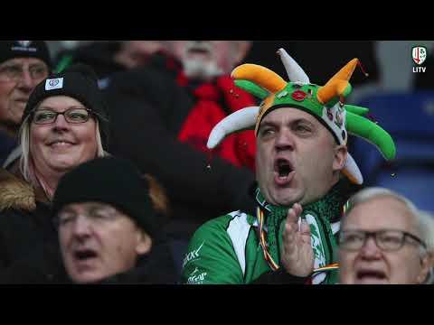London Irish to leave Madejski Stadium and play at Brentford's new ground from 2020-21 season