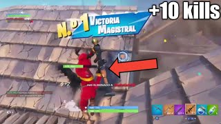 "VICTORY TO DUOS WITH THE NEW SKIN ""CAPUCHED SHIFT"" FORTNITE BATTLE ROYALE"