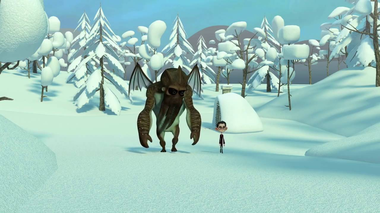 Download Howard Lovecraft and the Frozen Kingdom   Official Trailer