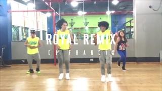 Zumba 2017 -  Royal Remix - DJ Francis #by Manolo Ramon