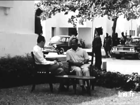 Togo : Interview de l'ex-président Nicolas Grunitzky - 20 janvier 1963