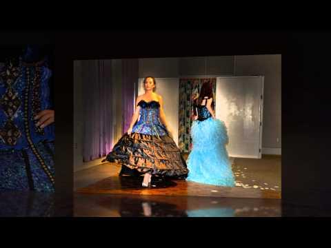Fashion Show of Custom Corsetry by Jodi Beth Gilbert