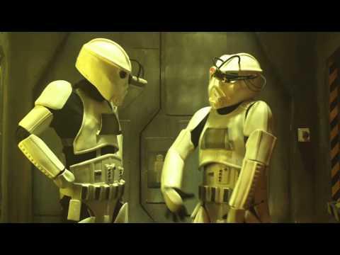 Troopers: Bathroom Run