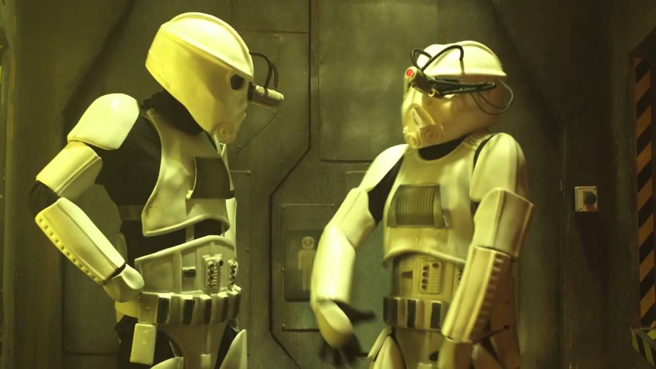 Troopers Bathroom Run Youtube