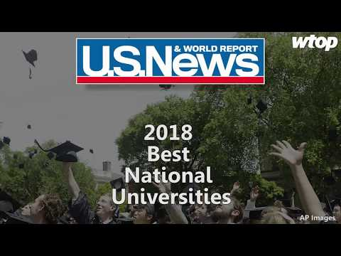 US News & World Report: 2018 Best Private Universities