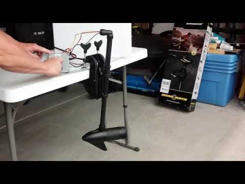 DIY Shortened and Modified Trolling Motor Shaft for Kayak
