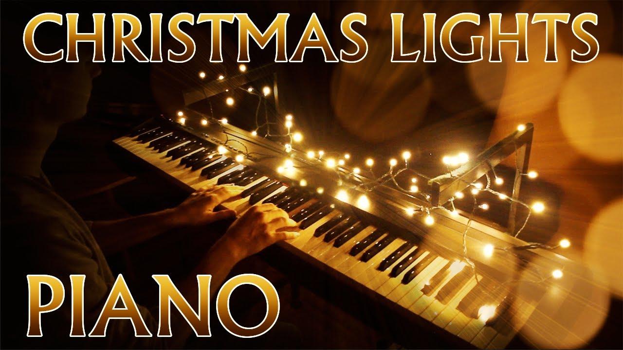 christmas lights coldplay chords # 18
