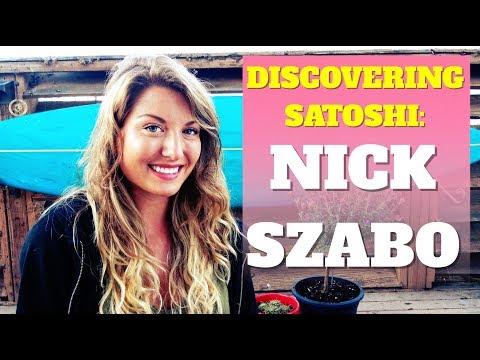 Discovering Satoshi: Nick Szabo