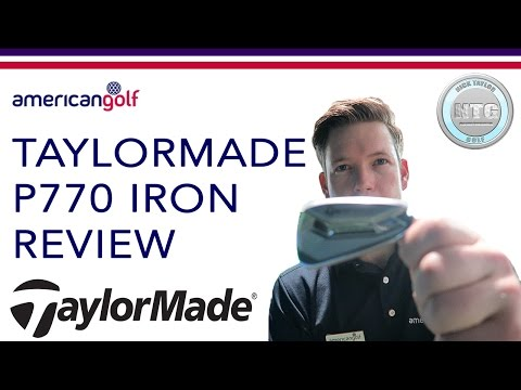 Taylormade P770 Irons   Review   American Golf