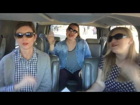 Holy Cross School Carpool Karaoke