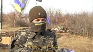 Детский блокпост в с. Варваровка, Гуляйпольского р-н
