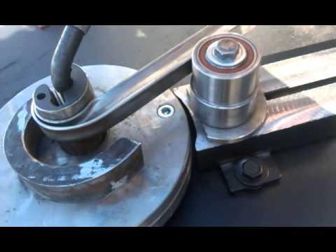 видео: Процесс изготовления завитков (устройство кузнечно-прессовое универсальное
