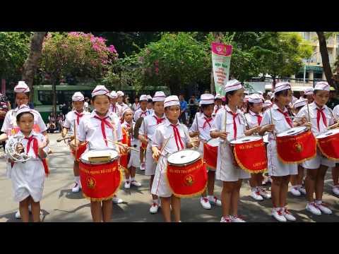 Trường Tiểu học Kim Đồng quận 7