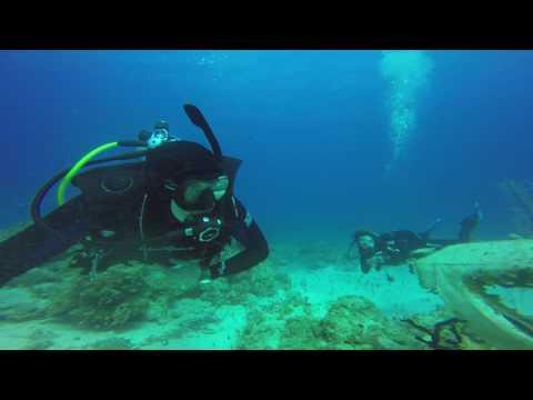 2017/02 Blackbeard's Sea Explorer Scuba Diving (unedited)