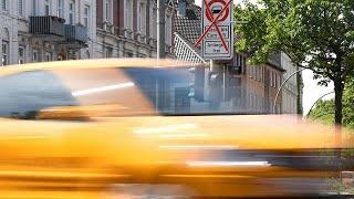 Greening European transport