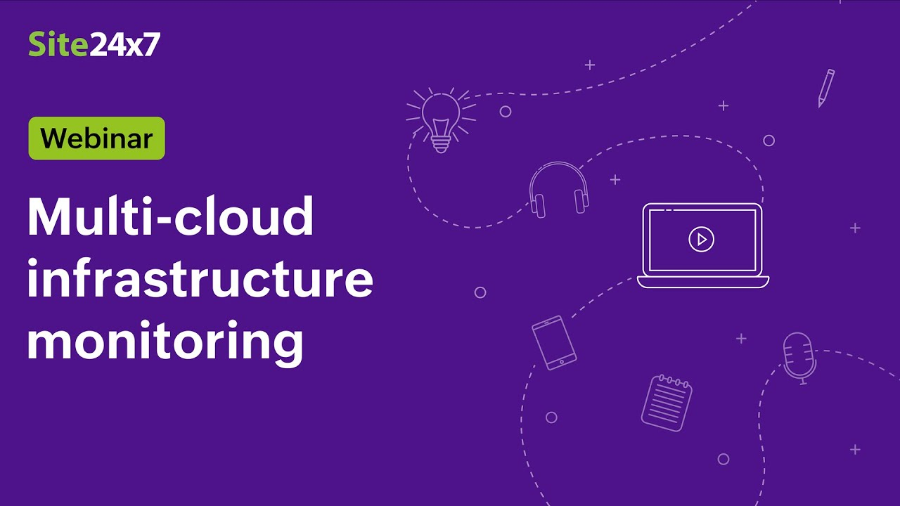 [Webinar] Why monitoring your multi-cloud Infrastructure (AWS, Azure, GCP) is mandatory