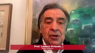 Leoluca Orlando per SOS CORONAVIRUS SICILIA