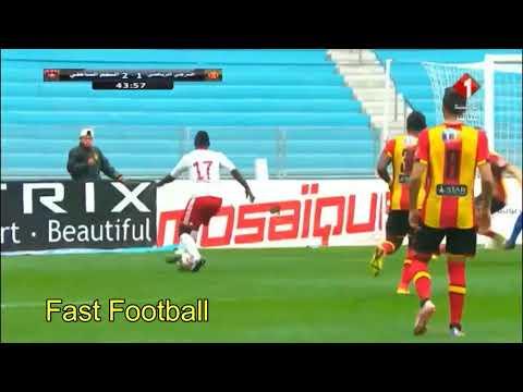 أهداف مباراة الترجي والنجم الرياضي الساحلي بتاريخ 15 02 2018 الرابطة التونسية لكرة القدم