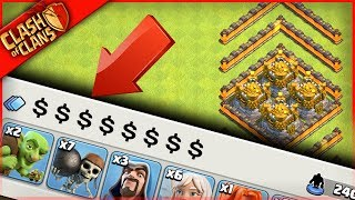 THE MONEY DANCE? ▶️ Clash of Clans ◀️ NOW UNLOCKED!