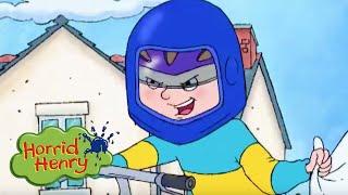 Horrid Henry - Henry Goes To Battle | Cartoons For Children | Horrid Henry Episodes | HFFE