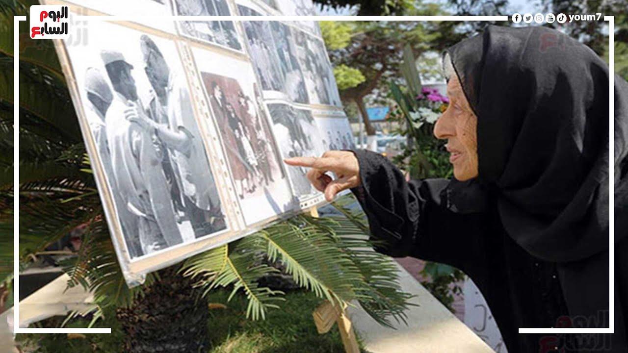 مواطنون يتوافدون على ضريح جمال عبد الناصر لإحياء ذكرى وفاته الـ51