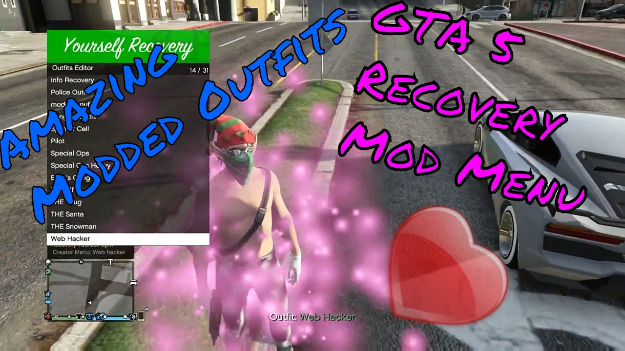 [PS3/1 26/1 27] GTA V ONLINE BEST MOD MENU SPRX Yourself Recovery + Download