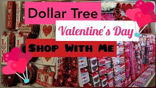 DOLLAR TREE VALENTINE 39 S DAY 2019 SHOP WITH ME HAUL