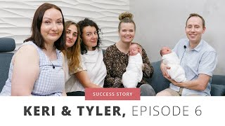The Bright Side of Surrogacy Series - Keri and Tyler (USA), Episode 5 - Success!