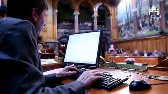 Das Amtliche Bulletin - die Wortprotokolle von National- und Ständerat