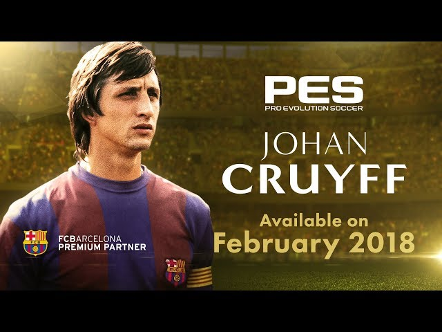 myClub Legend Campaign Volume 5  Netherlands' iconic number 14 comes
