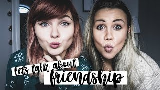 Lets Talk About Friendship (With PaigeJoanna) | Copper Garden