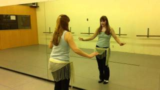 Video of Belly Dance for Beginners with Talia - lesson #3 Upward Figure 8 Move(Belly Dance for Beginners with Talia - lesson #3 Upward Figure 8 Move Learn the Beautiful exotic art of Arabic Style Belly Dance in easy steps that anyone can ..., 2012-01-28T21:52:39.000Z)