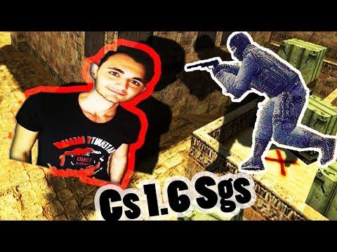 Stand Ground Strafe[SGS] Duck Nasıl Yapılır - CS 1.6
