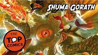 ¿Quién es Shuma Gorath?