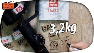 #44 Gimbal tốt và rẻ nhất cho Mirroless DSLR ? ✅ Zhiyun CraneV2 - Crane2