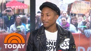 Pharrell Williams Turns 'Happy' Into Children's Book: 'We Need It' | TODAY