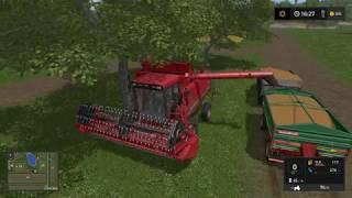 Farming Simulator 2017, легкий заработок на карте Свапа Агро, на первых этапах игры.