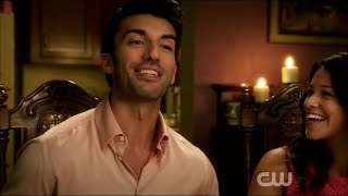 Jane the virgin - Rafael's first dinner with Jane's family