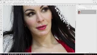 как быстро уменьшить размер фото для интернета в фотошоп