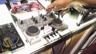 Hercules DJ Console MK4 USB Controller / Audio Interface Demo
