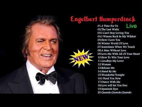 Best Songs Of Engelbert Humperdinck - Engelbert Humperdinck Greatest Hits Full Live