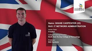 Shane Carpenter - IT Network Administration