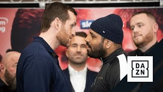 David Price & Kash Ali Get Into Heated Verbal Exchange