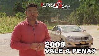 Vale a pena ter um Corolla 2009?