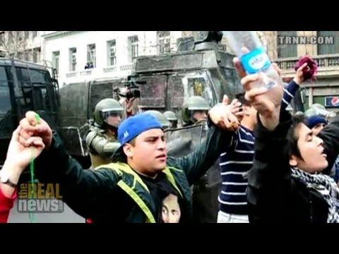 Student Movement Rocks Chile