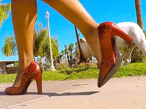 28334068e537 Painless Pumps: Testing the Top 3 Most Comfortable High Heels - YouTube