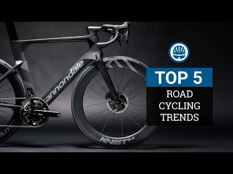 Top 5 – Road Cycling Trends 2019