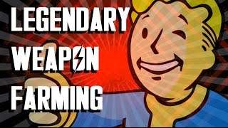 Fallout 4 - Get ANY Legendary Weapon/Armor You Want - Legendary Weapon/Armor Farming