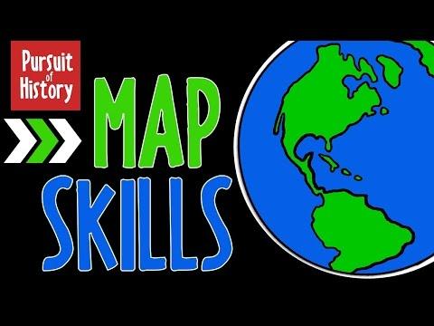 map-skills:-geography,-latitude-and-longitude