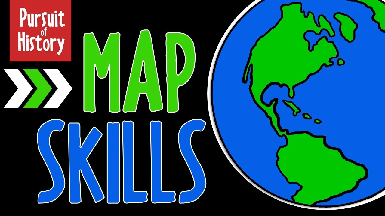 map skills: geography, latitude and longitude